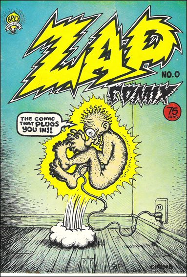 Zap Comix 0-H by Last Gasp
