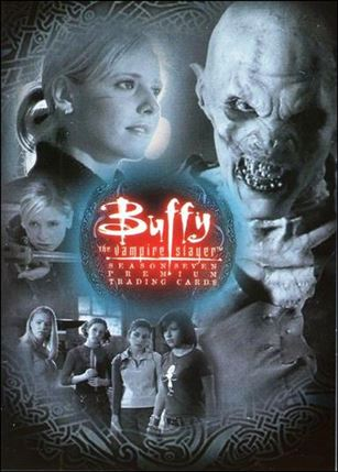 Buffy the Vampire Slayer: Season 7 (Promo) B7-i-A