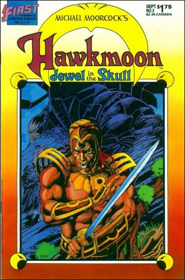 Hawkmoon: The Jewel in the Skull 3-A by First