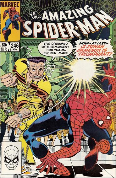 Amazing Spider-Man (1963) 246-A by Marvel