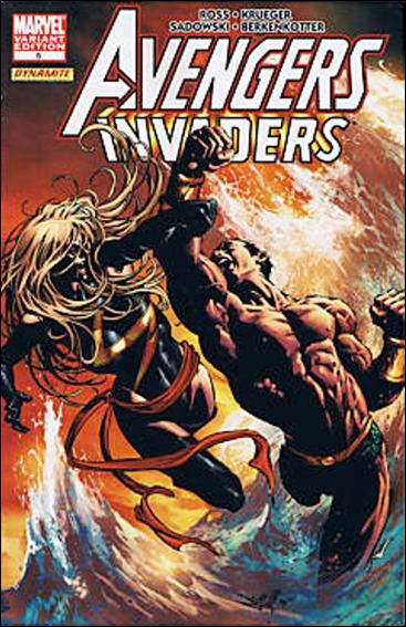 Avengers/Invaders 5-B by Marvel