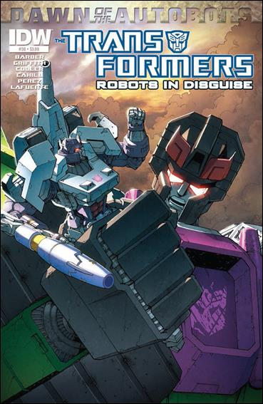 Transformers: Robots in Disguise 30-A by IDW