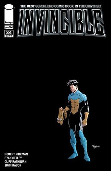 Invincible 84-A by Skybound Entertainment