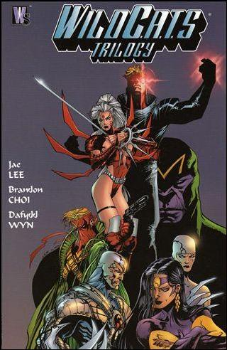 WildC.A.T.s Trilogy 1-A by WildStorm