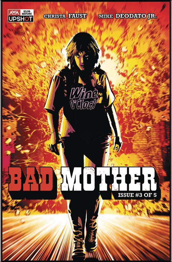 Bad Mother 3-A by AWA Studios