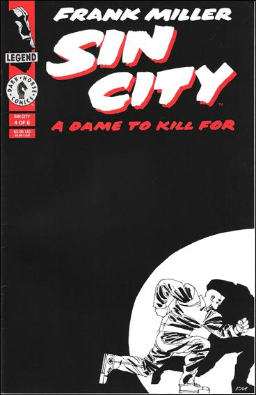 Sin City: A Dame to Kill For 4-A by Dark Horse