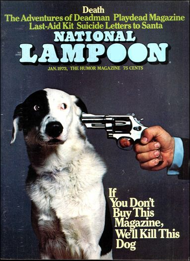 National Lampoon (1970) 34-A by NL Communications, Inc.
