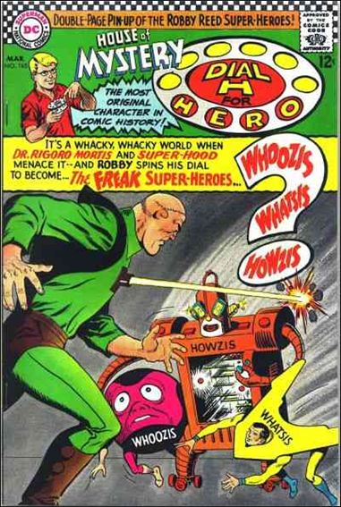House of Mystery (1951) 165-A by DC