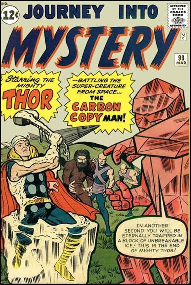 Journey into Mystery (1952) 90-A by Marvel