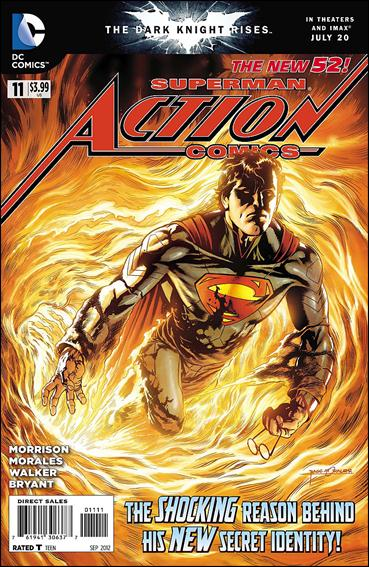 Action Comics (2011) 11-A by DC