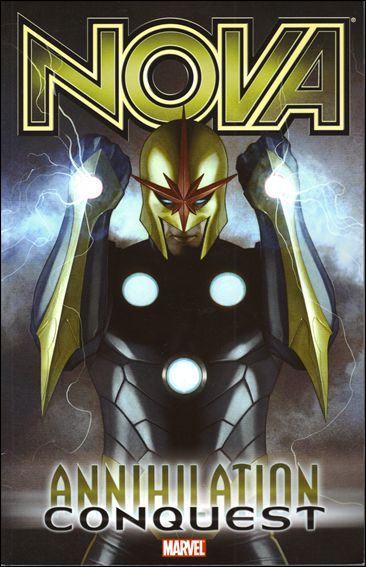 Nova 1-A by Marvel