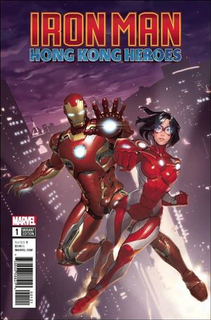 Iron Man: Hong Kong Heroes 1-B