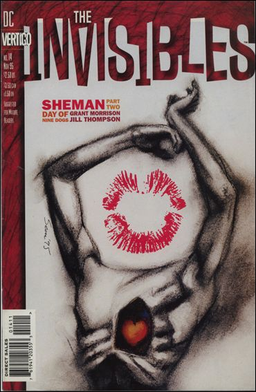 Invisibles (1994) 14-A by Vertigo