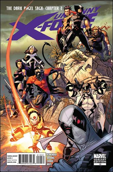 Uncanny X-Force (2010) 12-B by Marvel