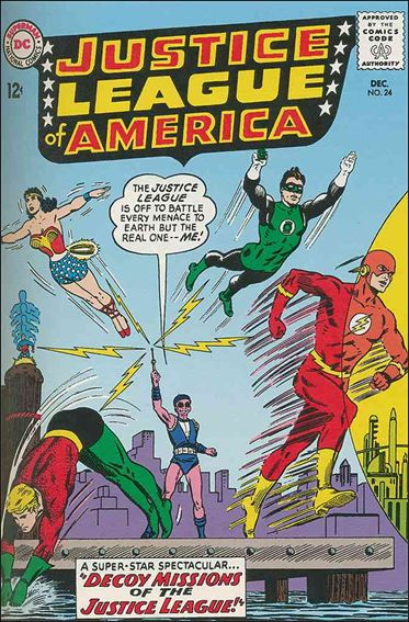 Justice League of America (1960) 24-A by DC