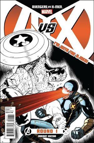 Avengers vs X-Men 1-H