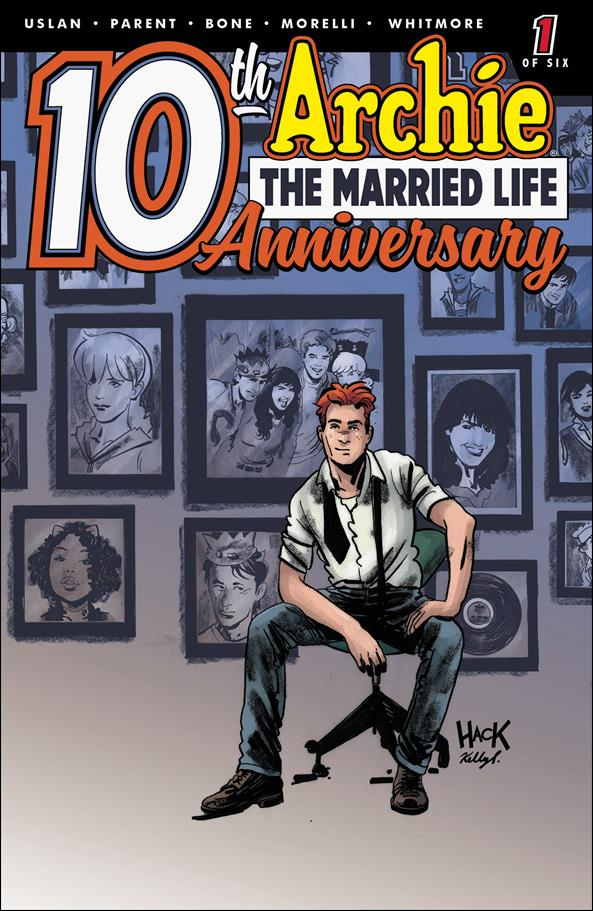 Archie: The Married Life - 10th Anniversary 1-D by Archie