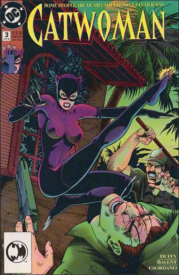 Catwoman (1993) 3-A by DC