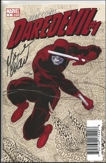 Daredevil (2011) 1-K by Marvel