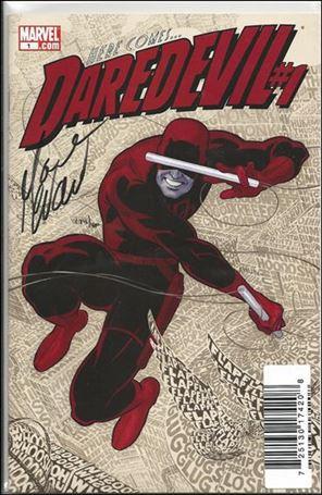 Daredevil (2011) 1-K