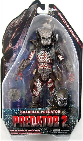 Predator Guardian Predator by NECA