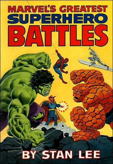 Marvel's Greatest Superhero Battles 1-A by Marvel