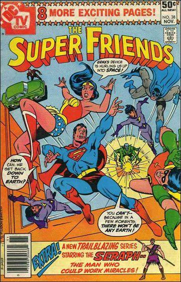 Super Friends (1976) 38-A by DC