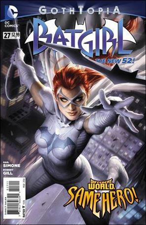 Batgirl (2011) 27-A