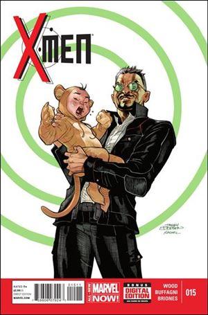 X-Men (2013) 15-A