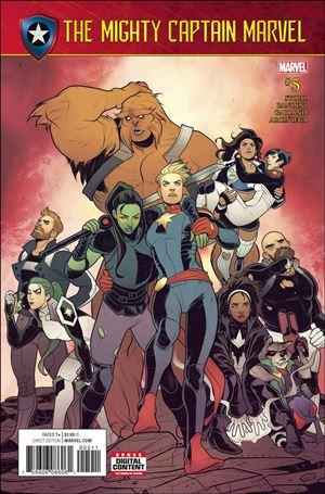 Mighty Captain Marvel 5-A