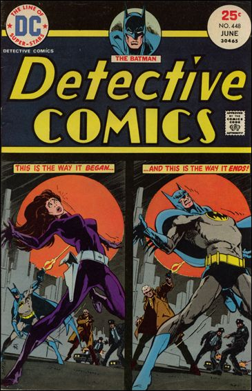 Detective Comics (1937) 448-A by DC
