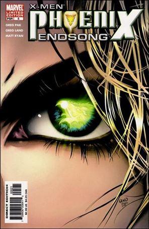 X-Men: Phoenix - Endsong 5-B