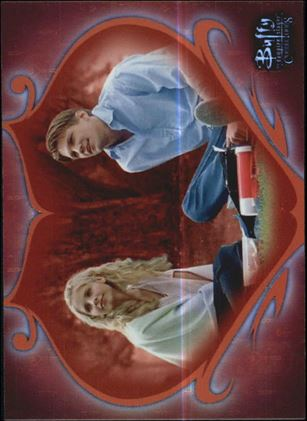 Buffy the Vampire Slayer: Connections (Base Set) 6-A