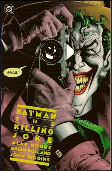 Batman: The Killing Joke 1-C by DC