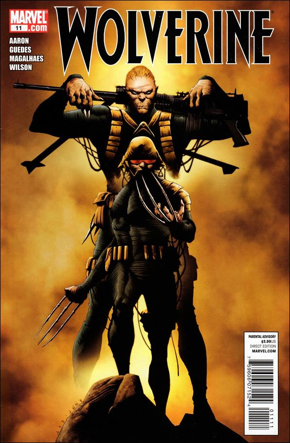 Wolverine (2010) 11-A by Marvel
