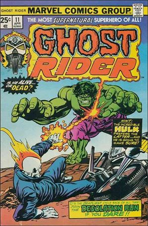 Ghost Rider (1973) 11-A