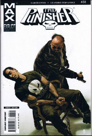 Punisher (2004) 38-A by Max