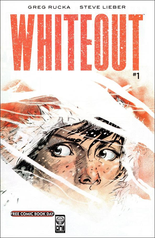 Whiteout 1-B by Oni Press