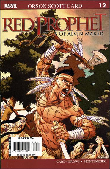 Red Prophet: The Tales of Alvin Maker (2006/03) 12-A by Dabel Brothers (DB) Productions