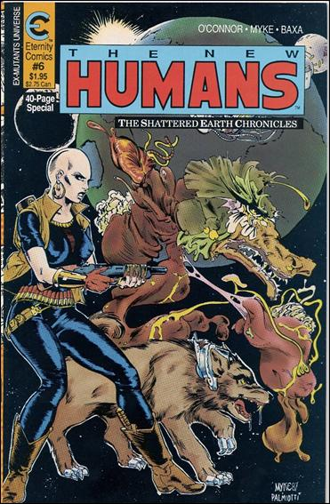 New Humans (1987/12) 6-A by Eternity