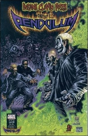 Insane Clown Posse: The Pendulum 1-B by Chaos! Comics