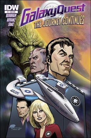 Galaxy Quest: The Journey Continues 1-B