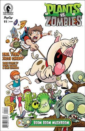 Plants vs Zombies 11-A