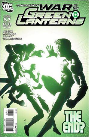Green Lantern (2005) 67-A