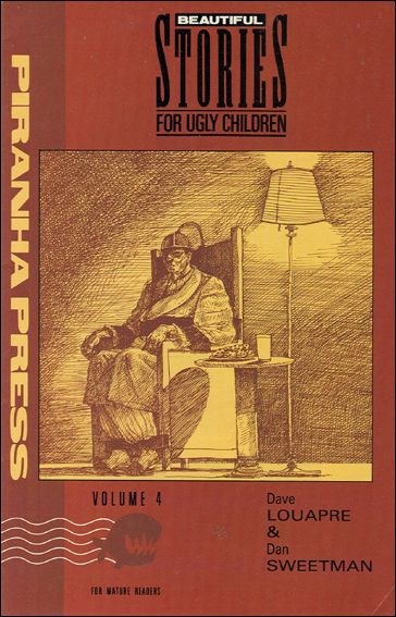Beautiful Stories for Ugly Children 4-A by Piranha Press