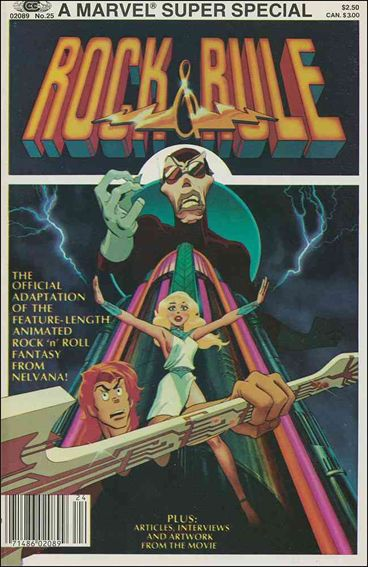 Marvel Super Special (1977) 25-A by Marvel