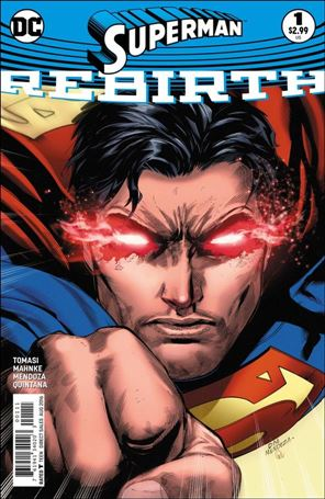 Superman: Rebirth 1-A