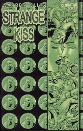 Strange Kiss 3-A