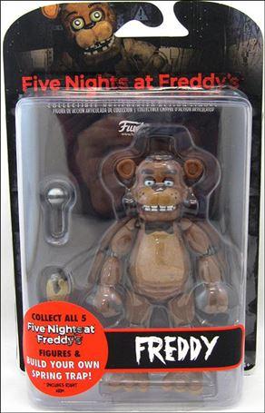 Five Nights At Freddy's (Spring Trap Series) Freddy