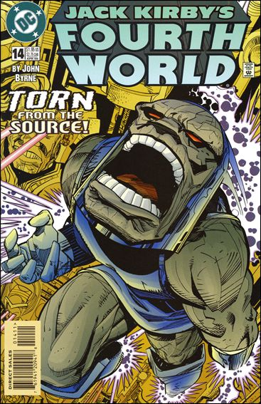 Jack Kirby's Fourth World 14-A by DC